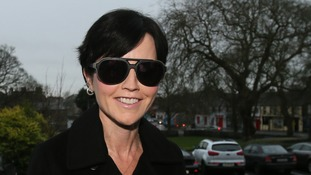 Dolores O'Riordan in 2015.