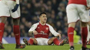 Manchester City end interest in Arsenal's Sanchez