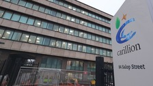 Carillion collapse will be a big cost to taxpayers