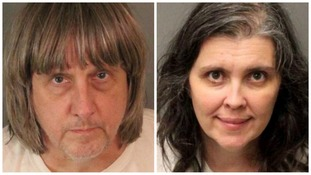 California police find 13 siblings held captive 'with chains and padlocks' by parents