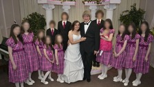 13 siblings found shackled by parents in California home