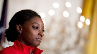 Olympic champion Simone Biles says she was abused by former USA team doctor Larry Nassar