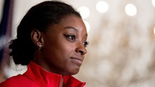Four-time Olympic champion speaks out on abuse in open letter