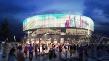 Bristol City Council considering new arena location