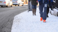 NI snow and ice warning upgraded to amber