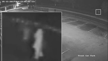 CCTV released: Hunt for killer who murdered baby