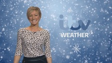 Wales Weather: Snow and ice!