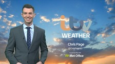 Chris Page has the forecast for Anglia