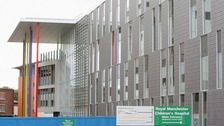 Children's hospital staff warn over staffing levels