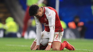 Antonio Conte says Chelsea not in the race to sign Arsenal's Alexis Sanchez