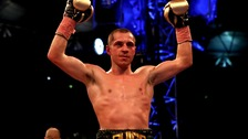 At home with Scott Quigg before latest title fight