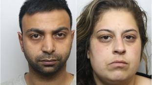 Akshar Ali and accomplice Yasmin Ahmed
