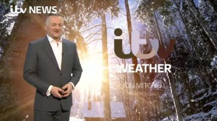 Weather: Find out the latest update with Jon Mitchell