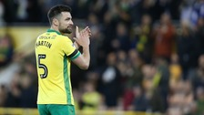 Norwich City captain Russell Martin seals Rangers move