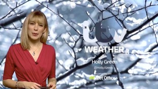 Wednesday's weather forecast for the west of the region