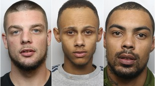 Trio jailed for terrifying chemical attack outside McDonald's