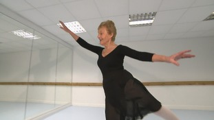 Ballet dancer of 80 becomes oldest in the UK ever to pass Grade 7 exam