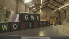 GWK Woodshed social enterprise searching for new home