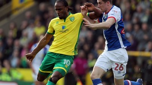 Cameron Jerome has joined Derby