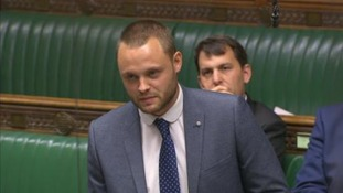 Ben Bradley has apologised for comments he made in a blog post in 2012.