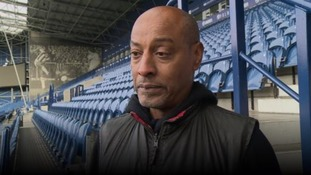 Brendon Batson's tribute to friend and team-mate Cyrille Regis