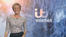 Wales Weather: Cold and wintry!