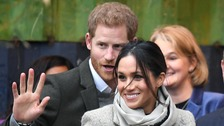 Cardiff visit for Royal couple