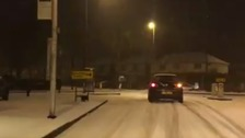Snow watch: road closures after dangerous conditions overnight