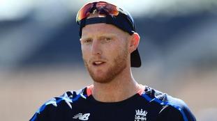 Ben Stokes available for England cricket selection