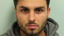 Acid attacker Arthur Collins jail sentence extended over smuggled mobile