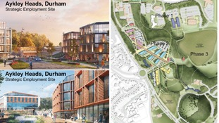 Plans to attract 6,000 jobs to Durham move one step closer