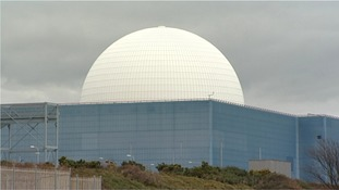 Sizewell B in Suffolk