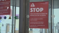 Flu and norovirus latest: Ward restrictions continue