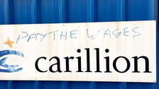Carillion collapse: May defends actions as Corbyn goes on attack
