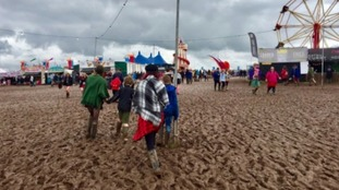 Y Not festival was cancelled in 2017 after torrential rain.