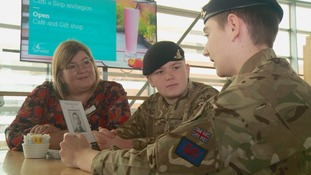 WW1 history project helps mum find lost family members 100 years on