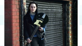 Abercarn musician voted best new guitarist in the world