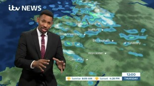 West Midlands Weather: Winds will ease