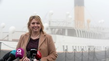 Karen Bradley made her first visit to NI as the new secretary of state last week.