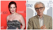 'Outraged' Dylan Farrow in TV bid to 'bring down' Woody Allen