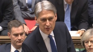 """So, with effect from today for all first-time buyer purchases up to £300,000, I am abolishing stamp duty altogether,"" Hammond said in November."