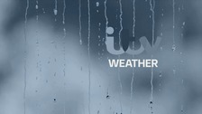 Cloudy with patchy rain and drizzle, clearing by dawn