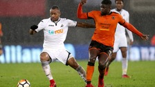 Ayew's brilliance fires Swans into FA CUP fourth round