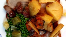 Essex students have perfected the perfect roast potato