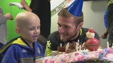 Money raised to pay for young Leeds Utd fan's treatment