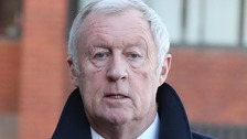 'Very sorry' Chris Tarrant banned from roads for drink-driving