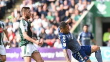 Plymouth Argyle defender diagnosed with testicular cancer