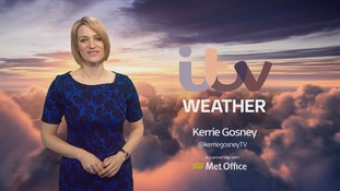The latest forecast with Kerrie