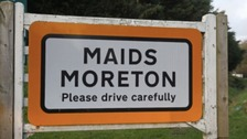 Peter Farquhar and Ann Moore-Martin died 18 months apart in the village of Maids Moreton