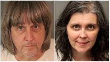 Parents of 13 children 'held captive' plead not guilty